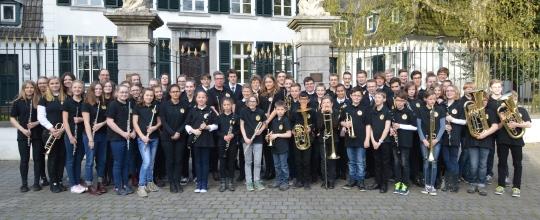 Städtischer Musikverein Erkelenz Juniorband 2016