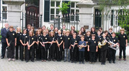 Städtischer Musikverein Erkelenz Juniorband 2007