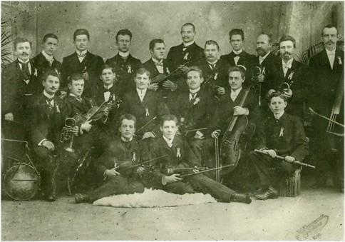 Städtischer Musikverein Erkelenz 1903