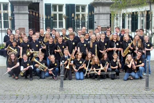 Städtischer Musikverein Erkelenz Juniorband 2015