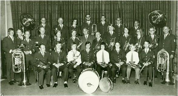Städtischer Musikverein Erkelenz 1973