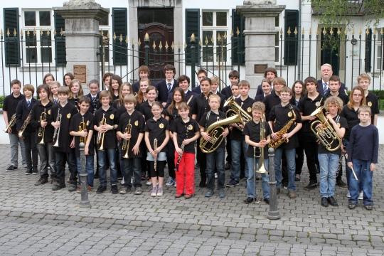Städtischer Musikverein Erkelenz Juniorband 2012