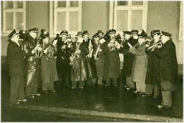 Städtischer Musikverein Erkelenz 1957