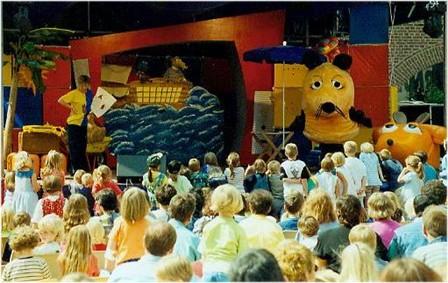 Erkelenzer Musiktage Hohenbusch 1999 - Die Sendung mit der Maus