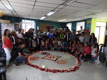 XIII Encuentro de Guardianes de Semillas en Pasto - Nariño. Dic/2018