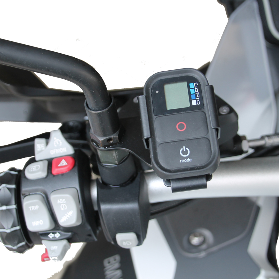 Bracket GoPro Remote Control BMW Models