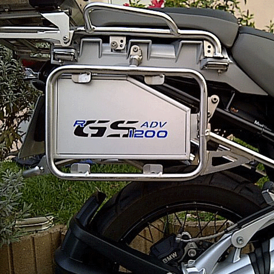 Aluminium Toolbox Bmw R1200gs Adventure