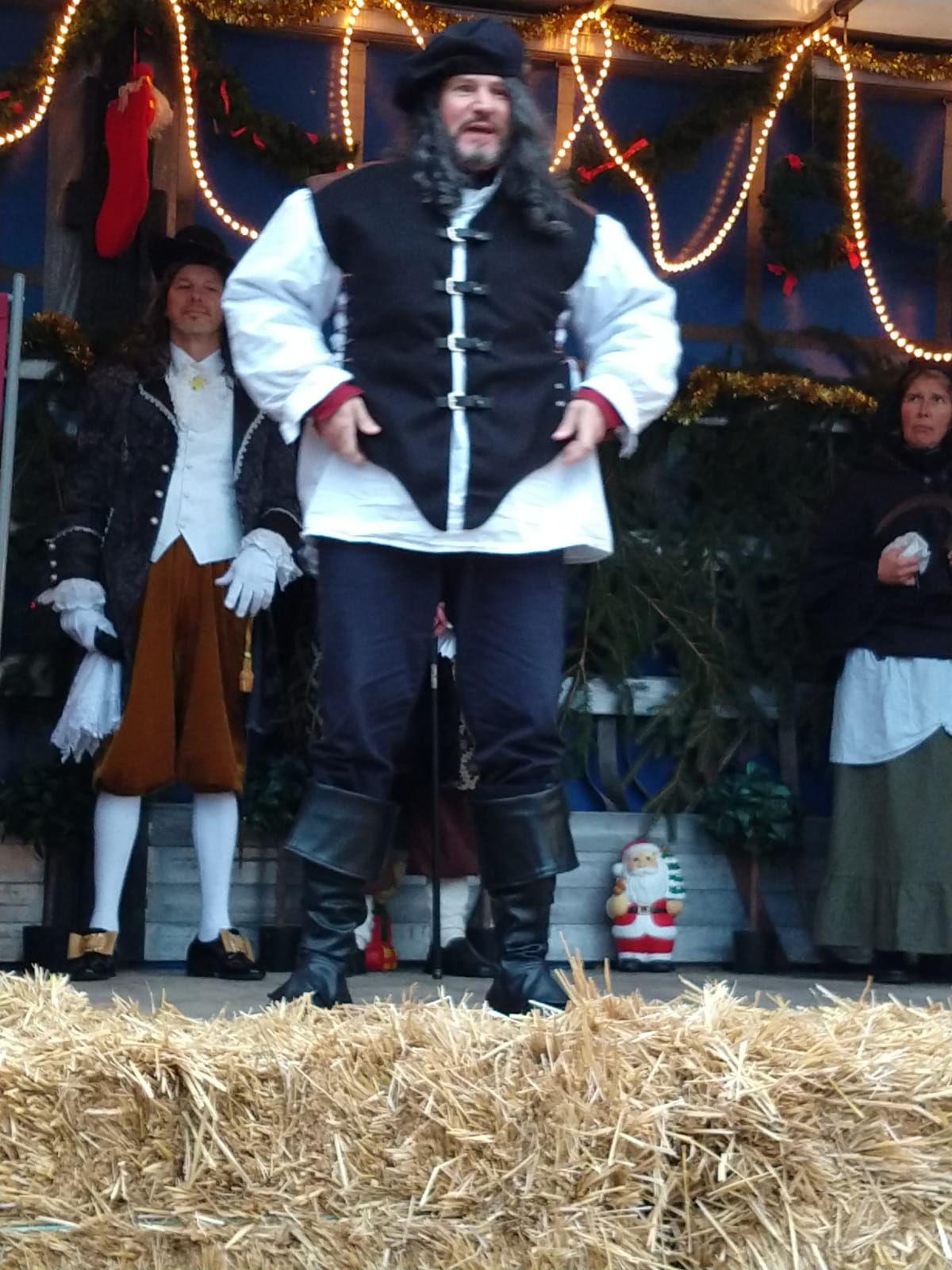 Jan - der fesche Reiterknecht auf Schlenderhan