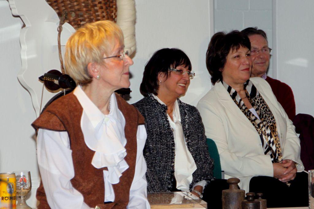 Ingeborg Angenendt als ehemalige Klosterschülerin
