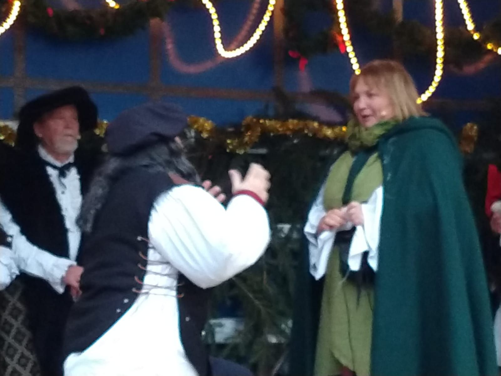 """Jan macht Griet einen Antrag - sie sagt """"ja!"""""""