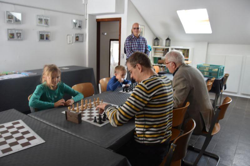 Schachangebot des Vereins Turm 25 Bergheim