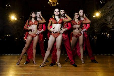 Hochzeitsunterhaltung Salsa Company Köln