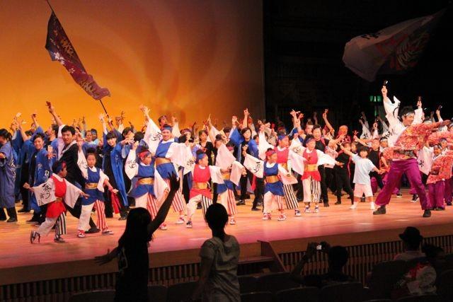 2012.7,.29 第15回 yosakoiソーリャ!祭り 総踊り ひぐま撮影