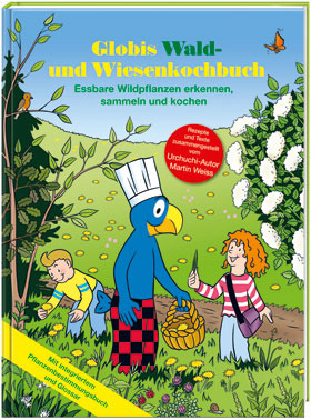 Globis Wald- und Wiesenkochbuch 2015