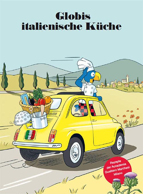 Globis Winterbackbuch, Kochbuch für Kinder