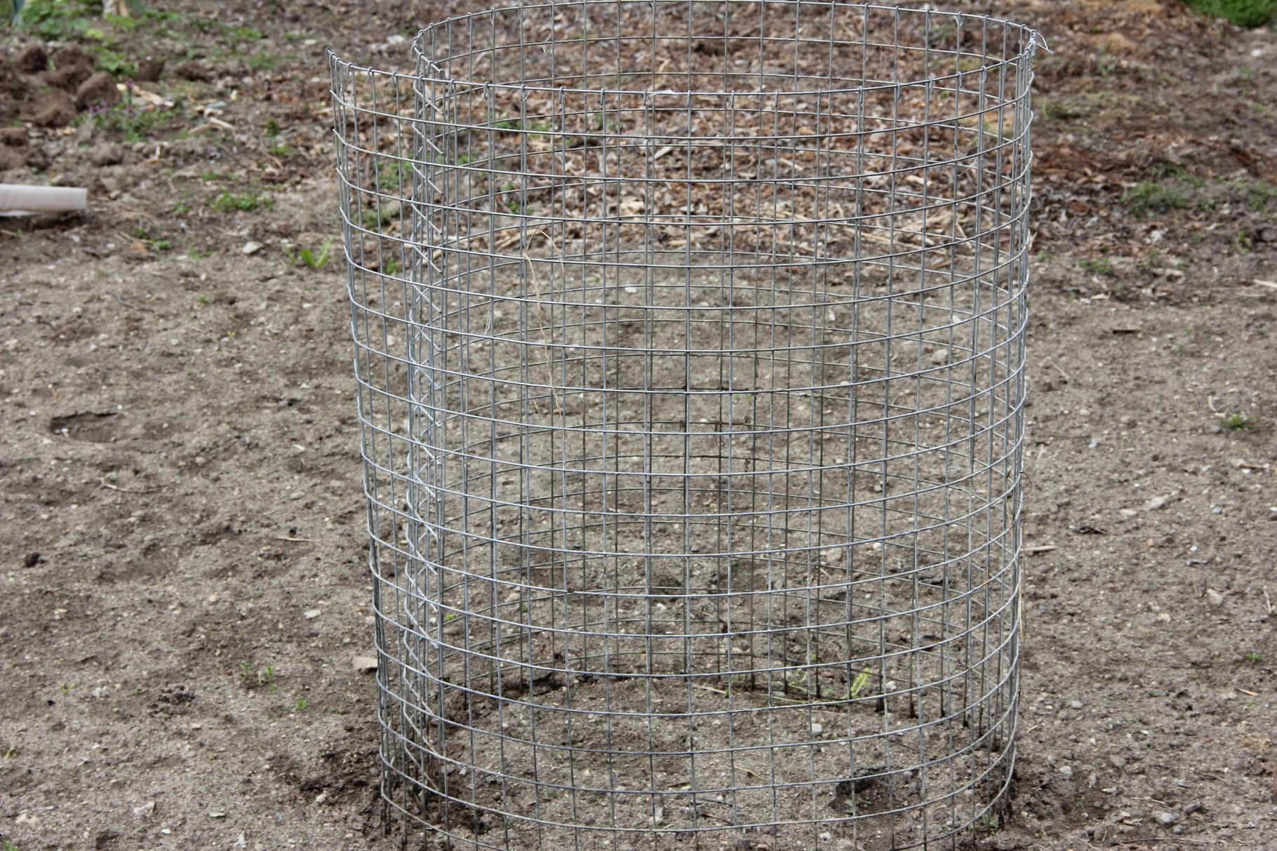 Compost en silo