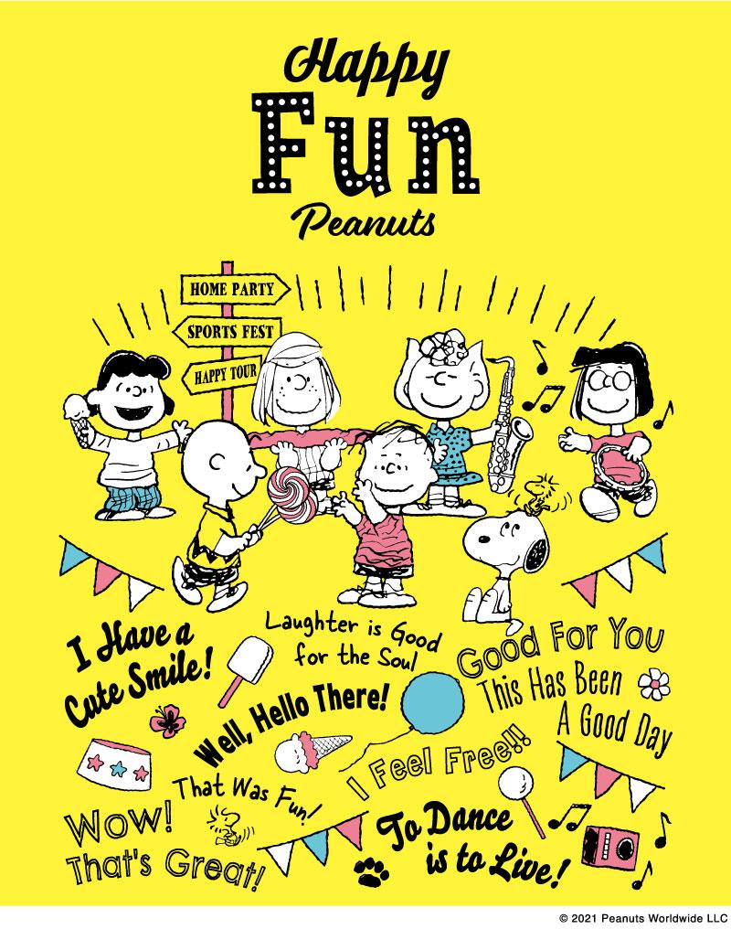 Happy Fun Peanuts