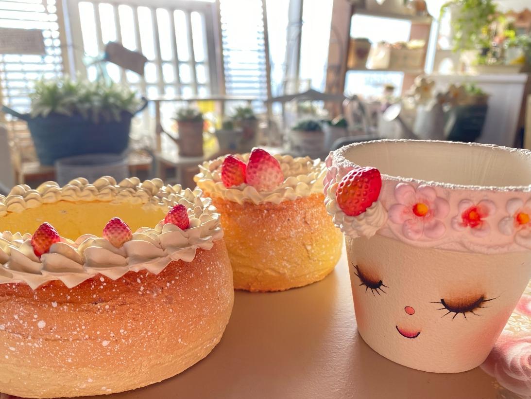 Sweets Afternoon Tea 寄せレッスン