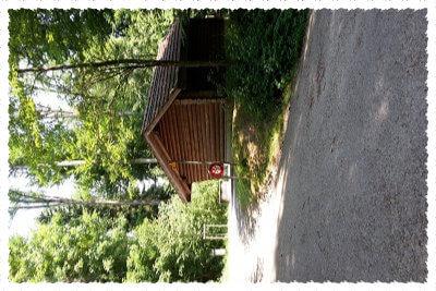 Feuerstelle beim Waldhaus Safenwil