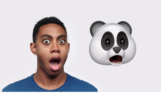 Animojis    © Apple