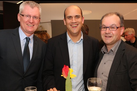 Franz Berger, Martin Kaindel, Günther Weninger