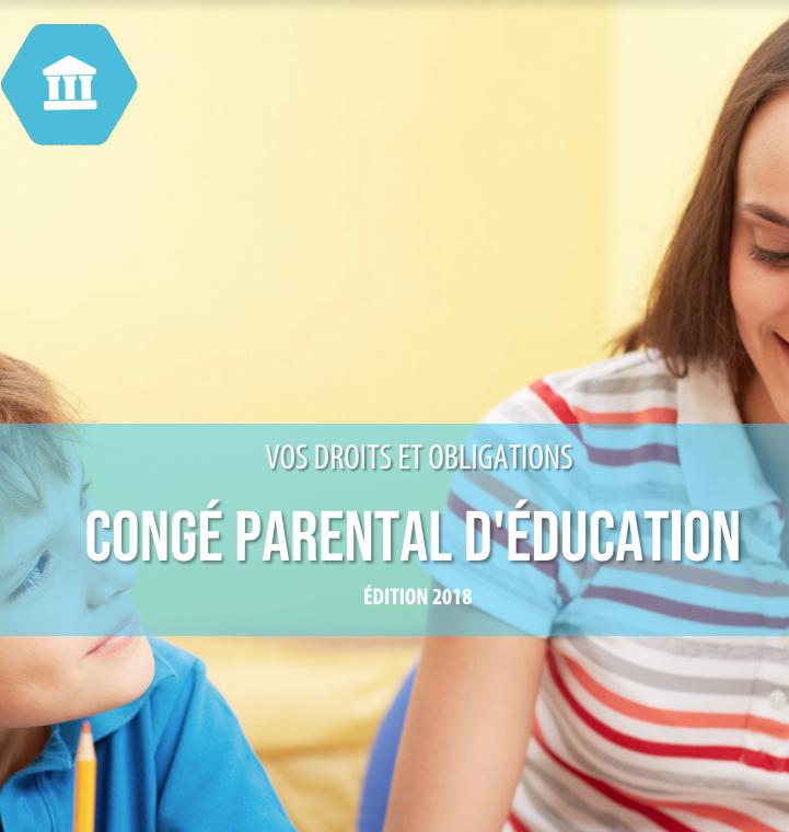 Réseau Périnatal de Nouvelle-Calédonie - Congé parental d'éducation CAFAT