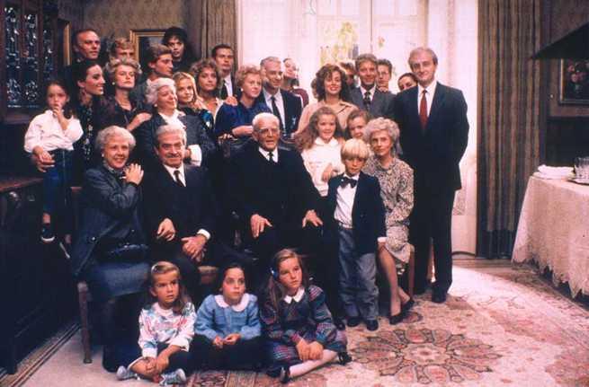"""""""La famiglia"""" (1986), di Ettore Scola"""