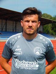 Kudret Kanoglu war an allen Toren des VfB beteiligt.