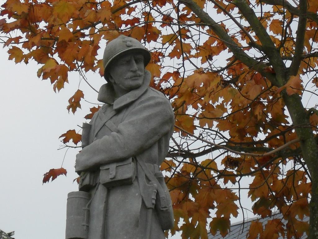 Monument aux morts Monchy-lagache