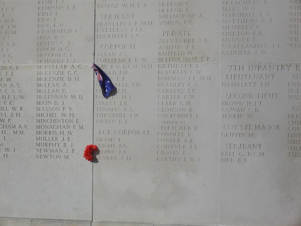 Australian Memorial Villers-bretonneux