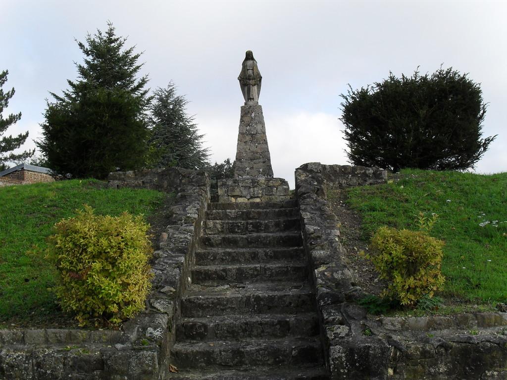 Monchy-lagache : Notre Dame des vignes