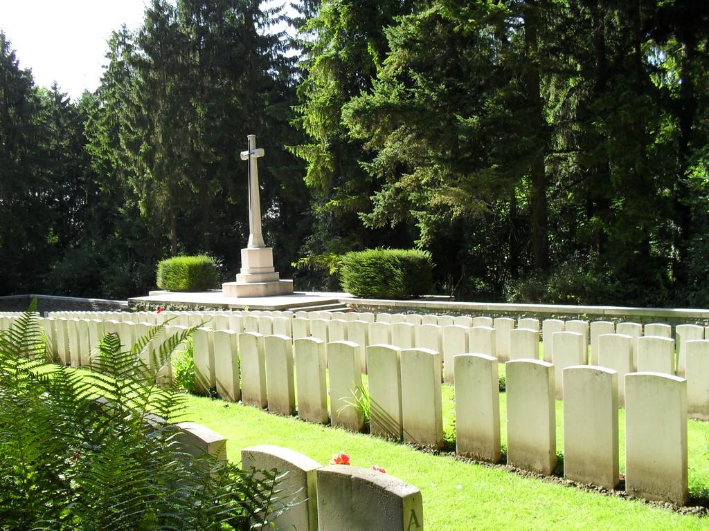 English cemetery of Trefcon