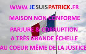 LIBERTÉ ÉGALITÉ FRATERNITÉ Soutien Patrick DEREUDRE site www.jesuispatrick.fr