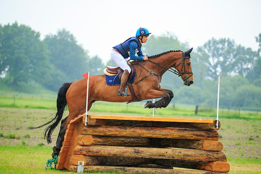 Curaçao @ Renswoude horse trails 2021
