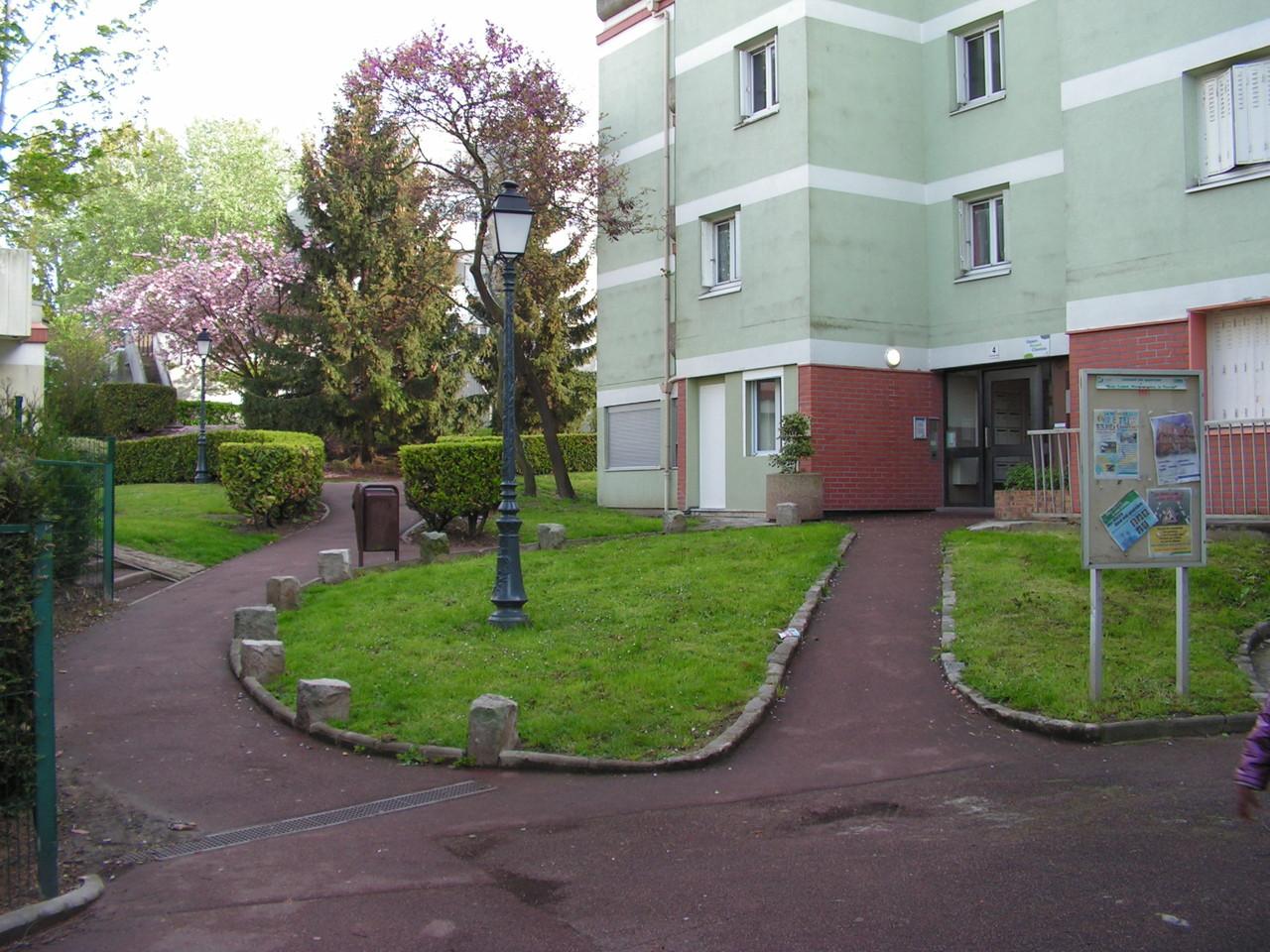 4, Rue Fernand Léger, Bureau d'acceuil de Valophis