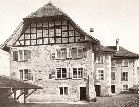 Commanderie St-Jean, FR
