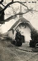 Chapelle de Granges-sur-Marly, FR