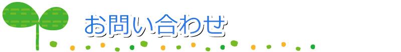 アクティブジャパン お問い合わせ