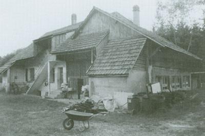 alte Fasanerie im Jahr 1983