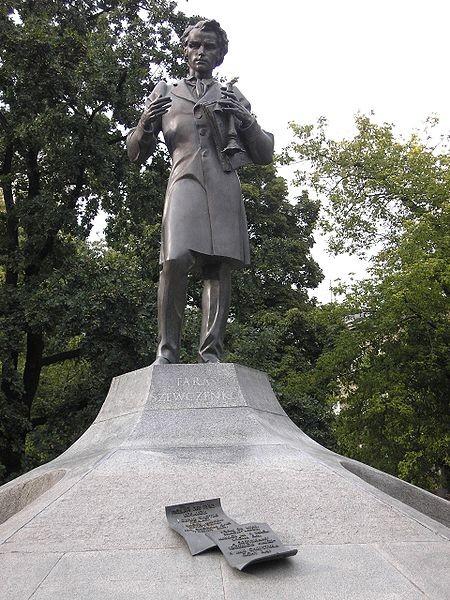 Пам'ятник Т.Г.Шевченку у Варшаві