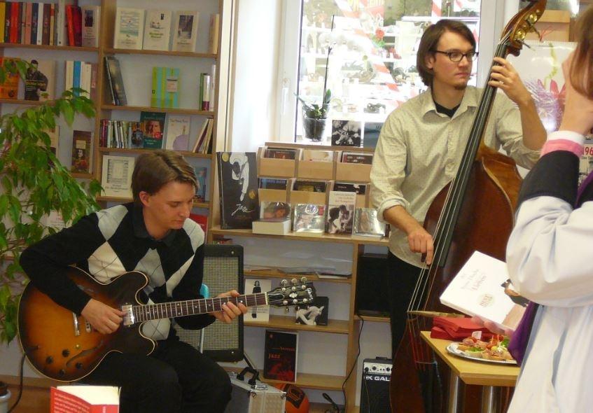 Jazz vom Feinsten - Max Frankl und Band