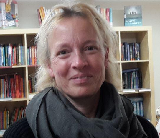 Neuzugang im Oktober 2020: Susanne Nicolaisen