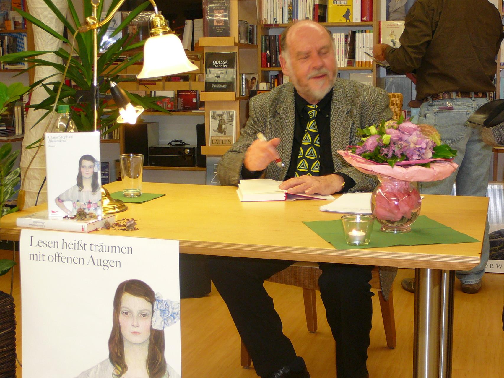 """Claus Stephani entführte sein Publikum mit """"Blumenkinder"""" in seine Rumänische Heimat"""