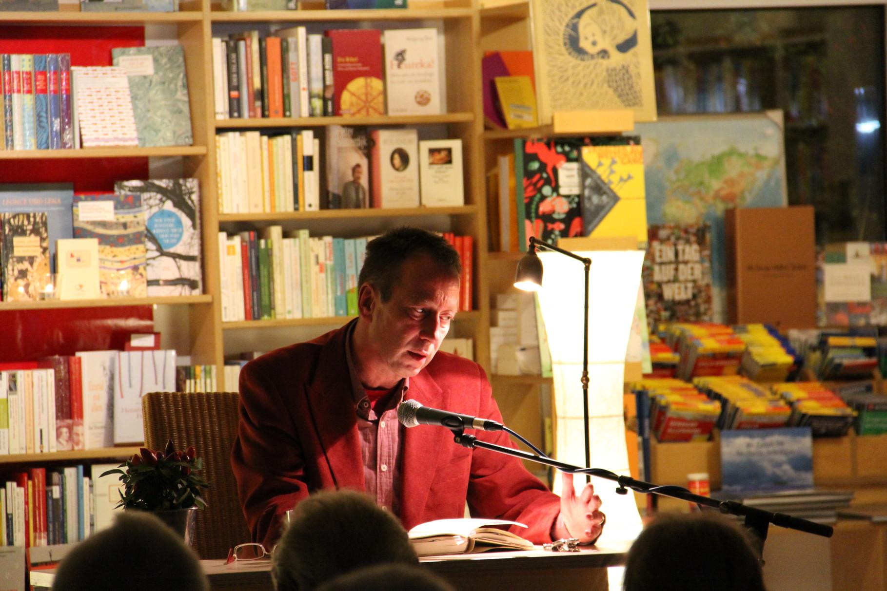 Hans Pleschinski widmete sich Thomas Mann und dessen Familie