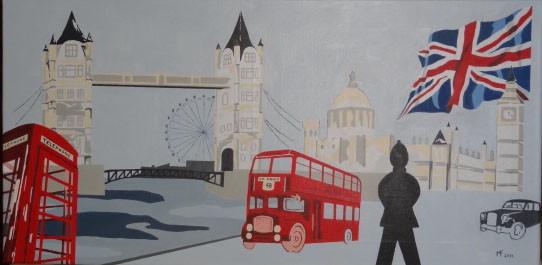 LONDRES Janvier 2012