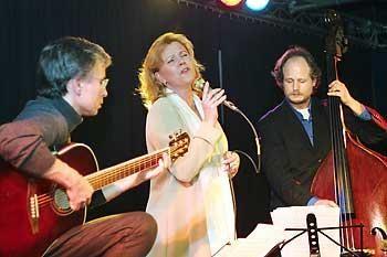 SILVIA DROSTE STRINGTIME (& Ingmar Heller, 1999)