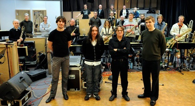 WDR BIG BAND (Flamenco Jazz, Ltg.: Vince Mendoza, 2011)