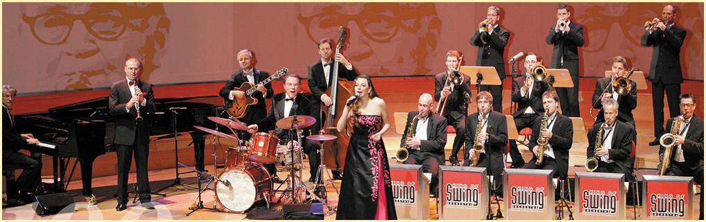 KING OF SWING ORCHESTRA  (Philharmonie Essen , 2007)
