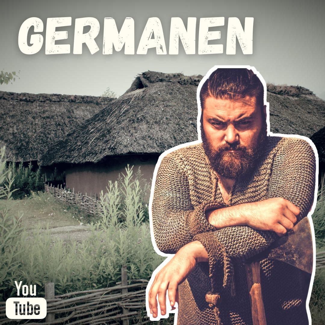 Wer waren die Germanen?