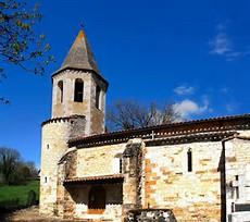Eglise de Milhavet' St Cyrice' 14ème siècle.